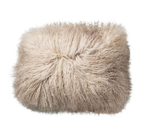 Tibetan Fur Pillow