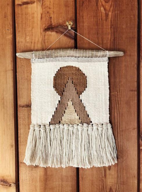 Sun + Mountain Weaving