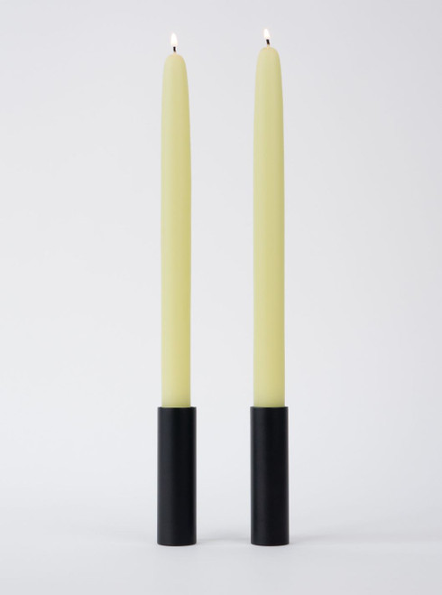 Spring Green Beeswax Taper Handles