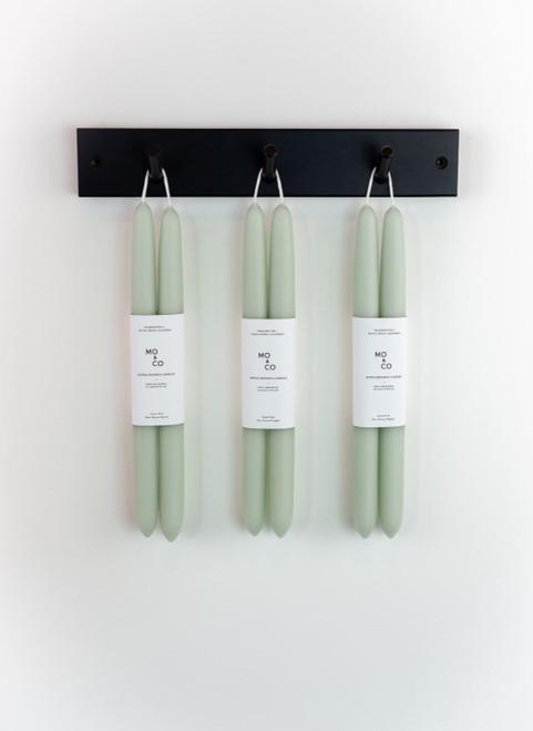 Eucalyptus Beeswax Taper Handles