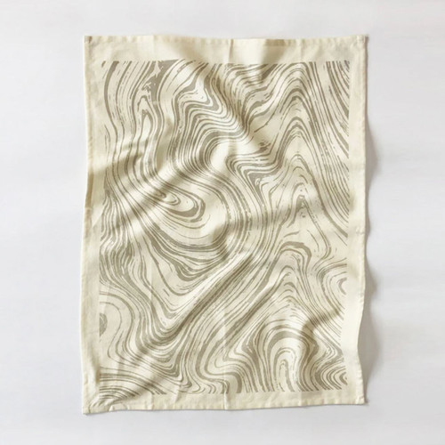 Natural Marble Kitchen Towel