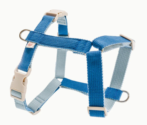 Two Tone Blue Harness