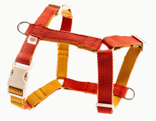 Two Tone Red Harness