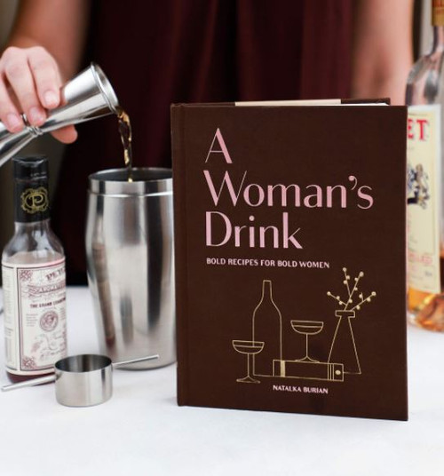 A Woman's Drink Recipe Book