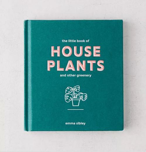 Little Book Houseplants Other Greenery Book