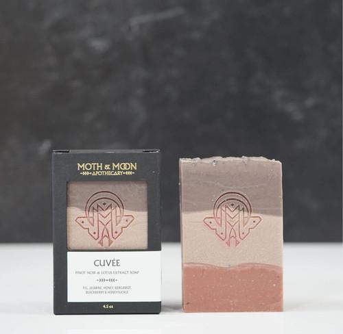 Cuvee Bar Soap