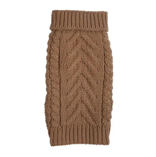 Camel Pet Sweater