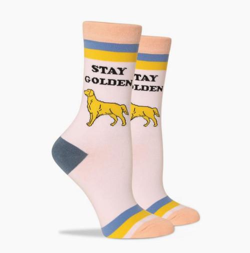 Stay Golden Socks
