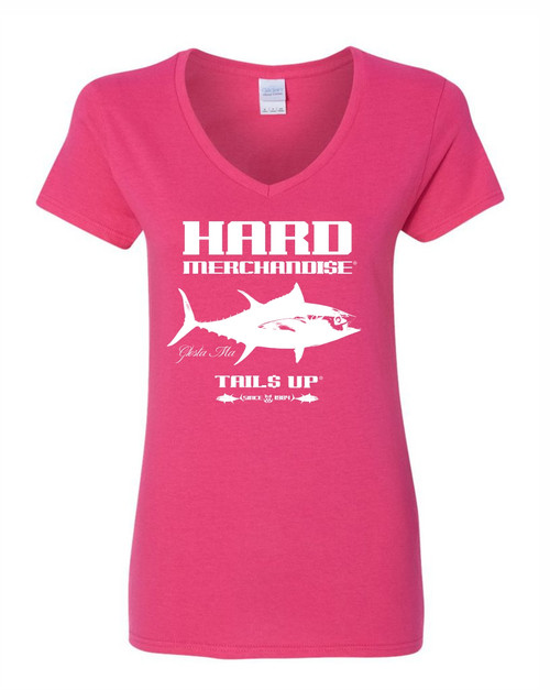 62446337527c1 Exclusive! Hard Merchandise Ladies Tee