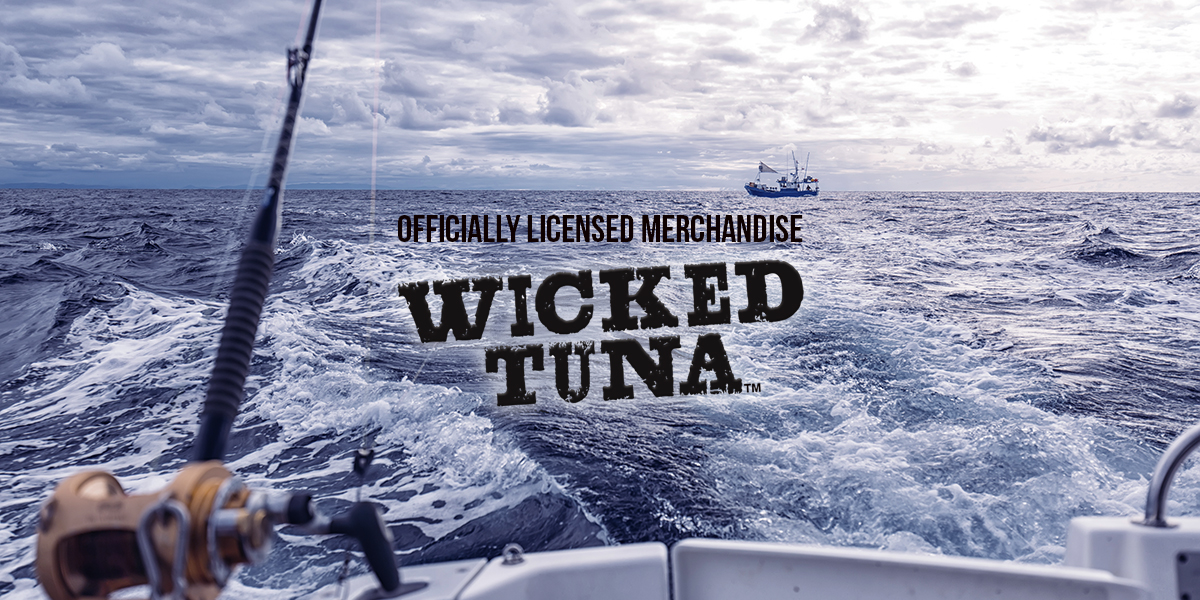 a1137e6ce32aa Wicked Tuna Gear Official Merchandise