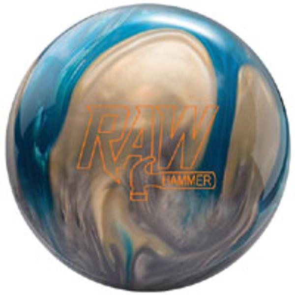 Raw Hammer Silver Pearl
