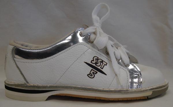 SST5 White/Silver
