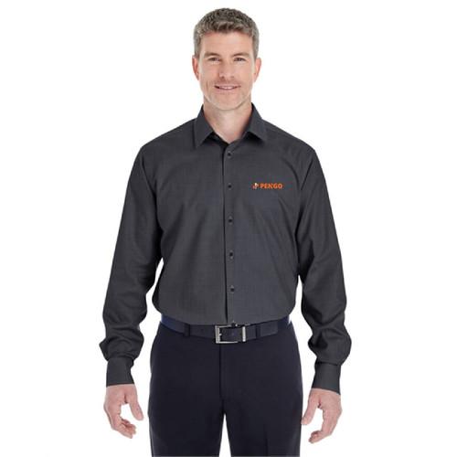 Pengo Men's Devon & Jones Royal Dobby Dress Shirts