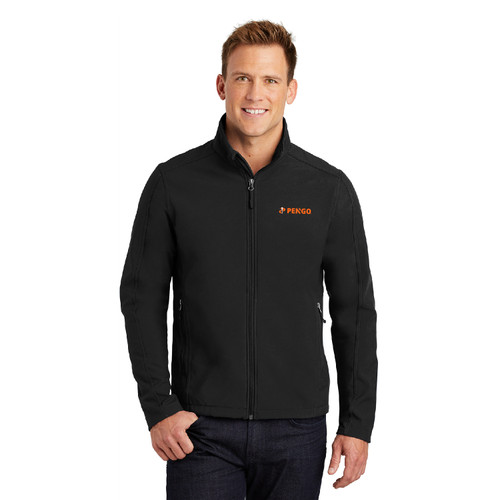 Pengo Men's Core Soft Shell Jacket