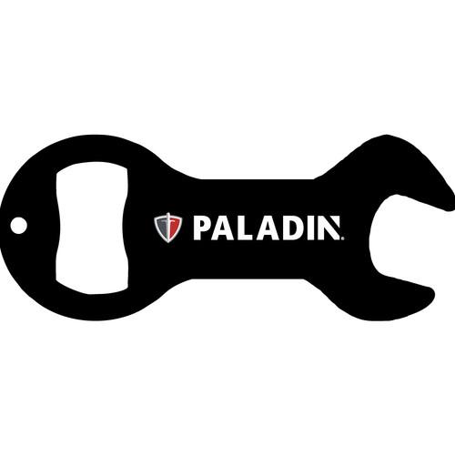 Paladin Wrench Key Chain Bottle Opener