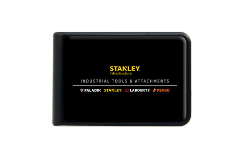 STANLEY Brand Group Tenfour 2.0™ 10,400mAh Power Bank
