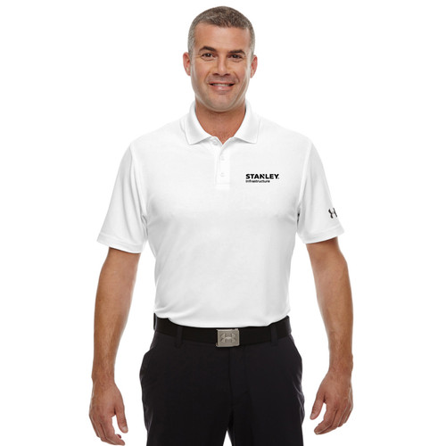 STANLEY Infrastructure Under Armour Men's Corp Performance Polo