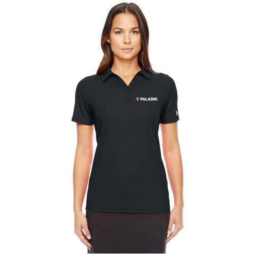 Paladin Under Armour Ladies' Corp Performance Polo