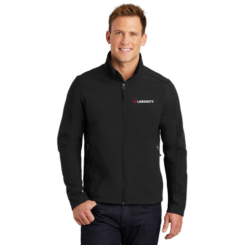 LaBounty Men's Core Soft Shell Jacket