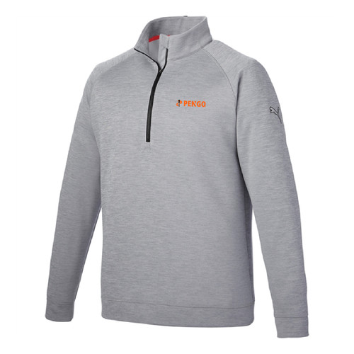 Pengo M-PUMA Golf Quarter Zip PWR