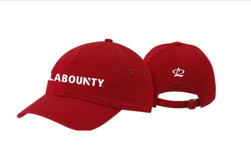 """LaBounty Washed Chino """"Dad Hat"""""""
