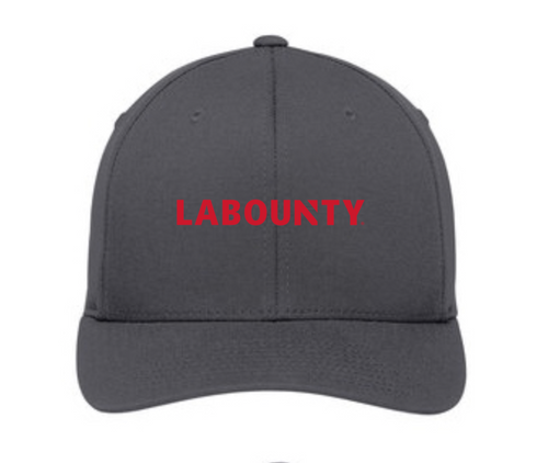 LaBounty Flexfit® Cotton Twill Cap