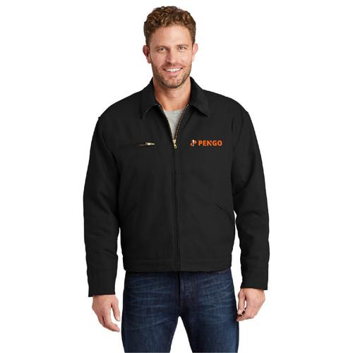Pengo Duck Cloth Work Jacket