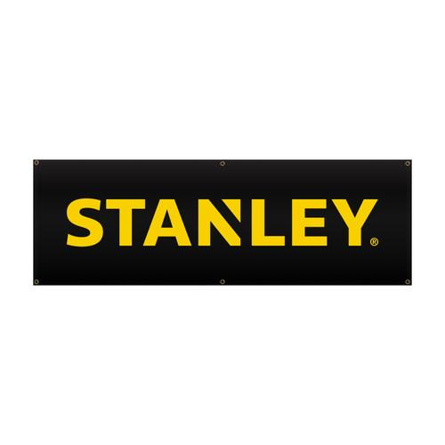 STANLEY Vinyl Banner 2' x 6'
