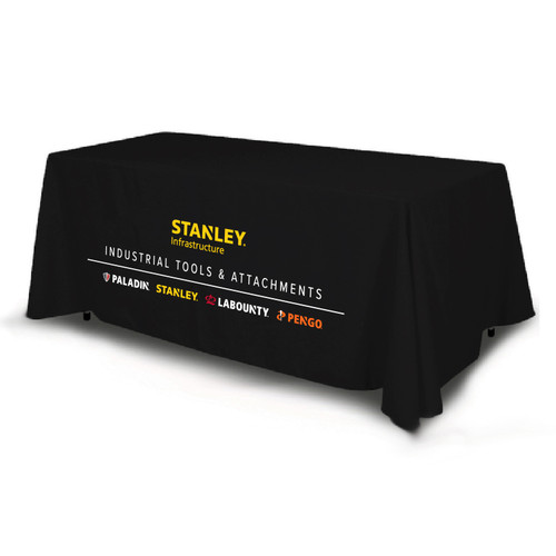 STANLEY Brand Group 6' x 4' Table Cover