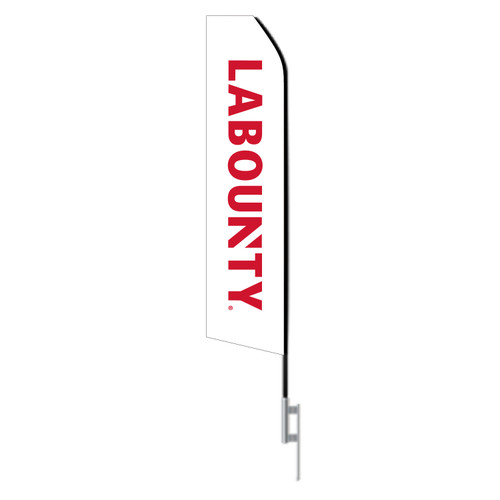 LaBounty - Feather Flag 16ft