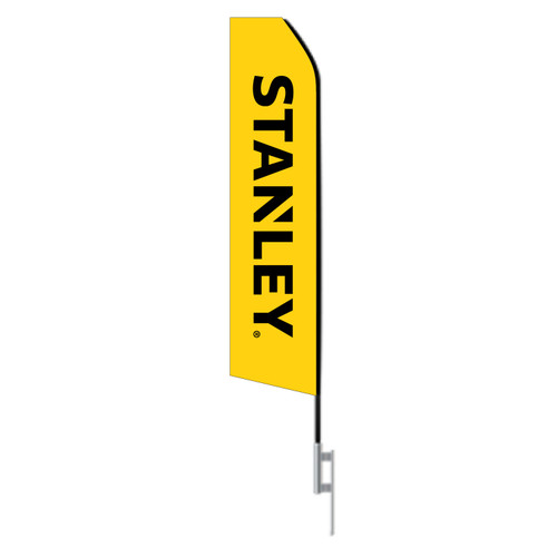 Stanley - Feather Flag 16ft