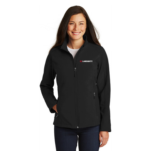 LaBounty Ladies Soft Shell Jacket