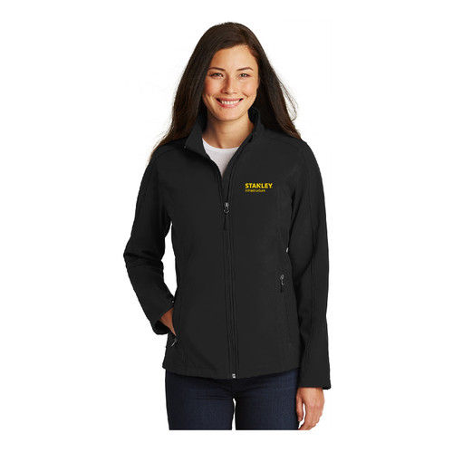 STANLEY Infrastructure Ladies Soft Shell Jacket