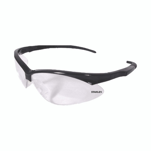 STANLEY Rad-Apocalypse Safety Glasses w/ Neck Cord - Clear