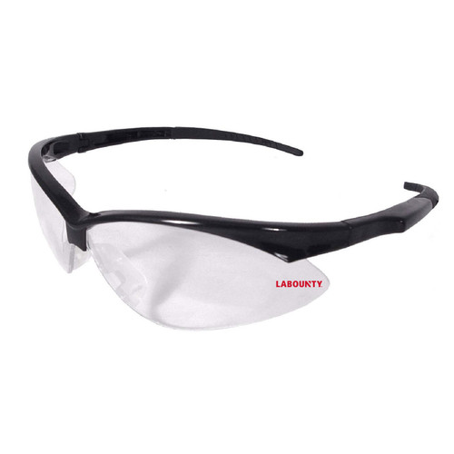LaBounty Rad-Apocalypse Safety Glasses w/ Neck Cord - Clear