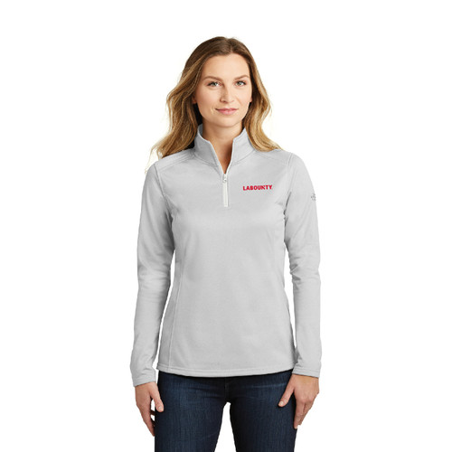 Labounty The North Face Ladies 1/4 Zip Fleece
