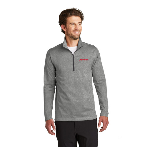 LaBounty The North Face Mens 1/4 Zip Fleece