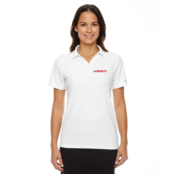 LaBounty Under Armour Ladies' Corp Performance Polo