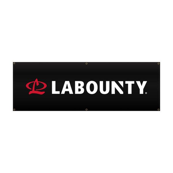 LaBounty Vinyl Banner 2' x 6'