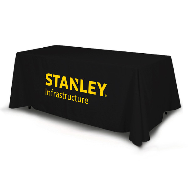 STANLEY Infrastructure 6' x 4' Table Cover