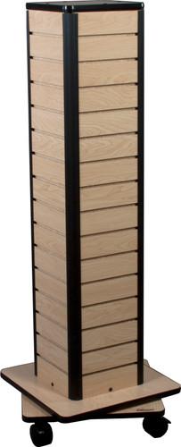 Maple Slatwall Spinner (9800)