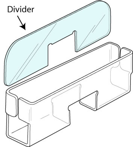 Optional Ddividers