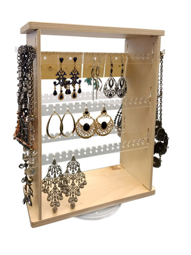 Clear Solutions Jewelry Counter Spinner (4854)