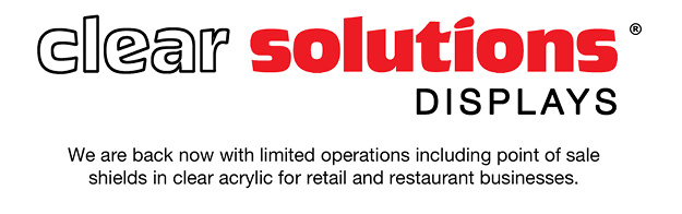 Clear Solutions® Displays