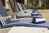 Havana Stripe Pool Towel