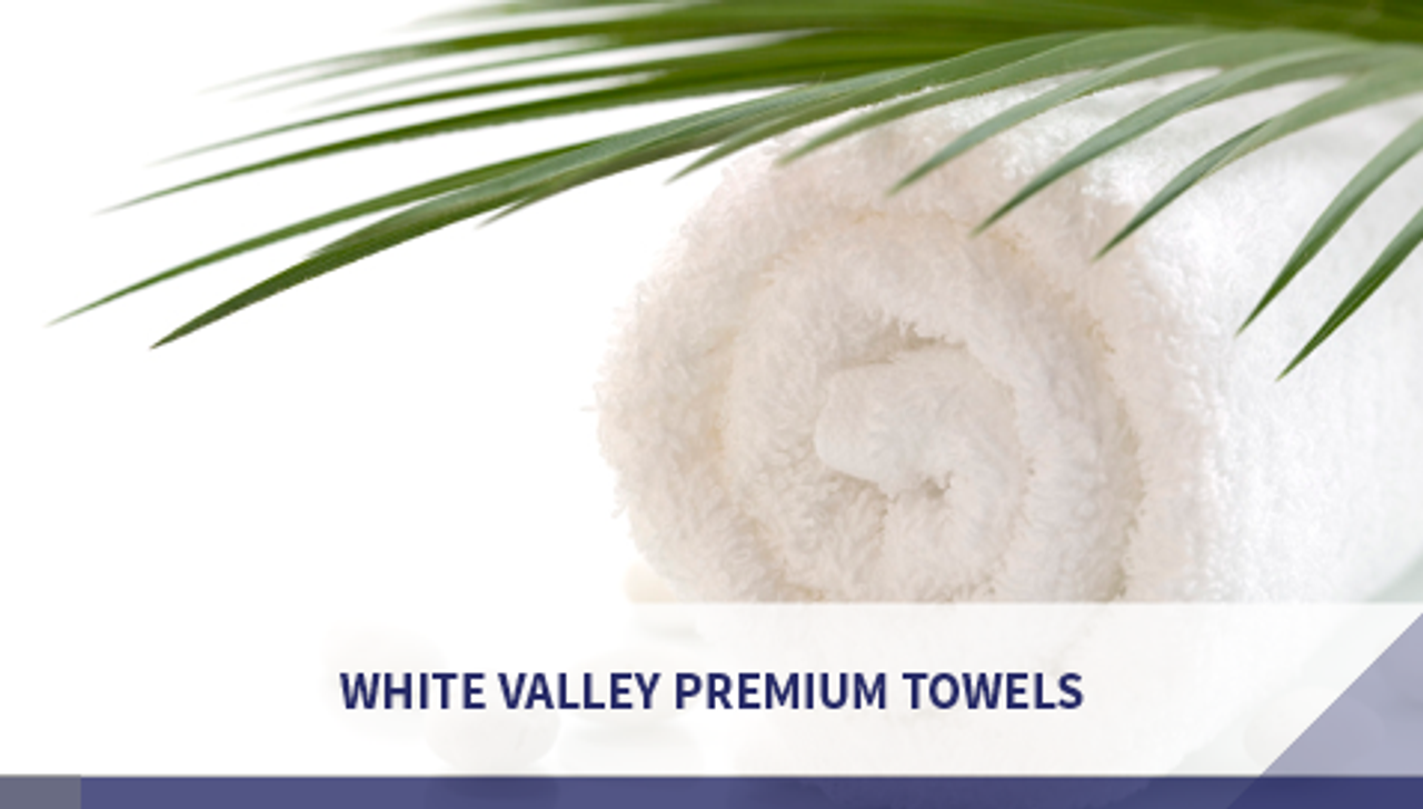 White Valley Premium Towels