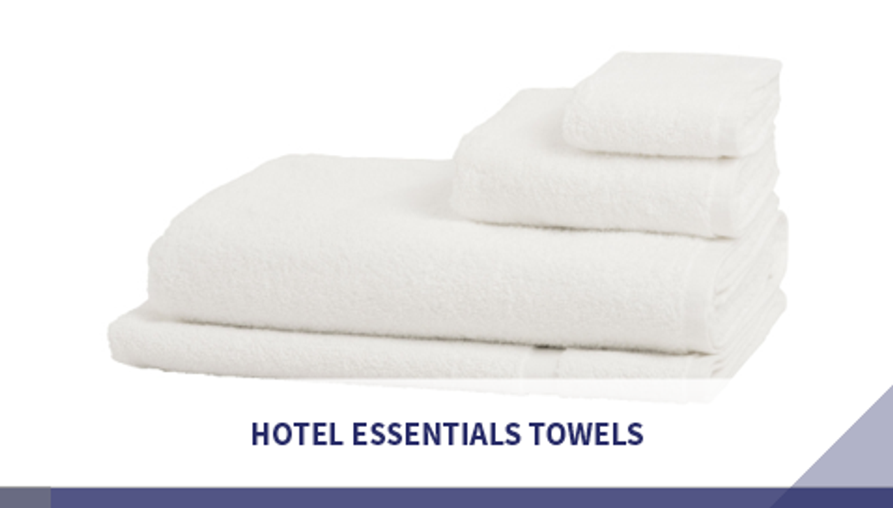 Hotel Essentials Towels
