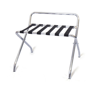 Chrome Luggage Racks