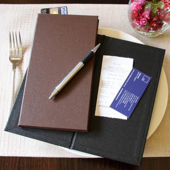 Linen Bill Folder