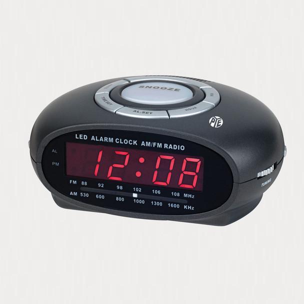 PYE AM/FM Clock Radio with Night Light